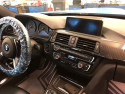 Schmiedmann BMW M3 F80 Awron Display 1