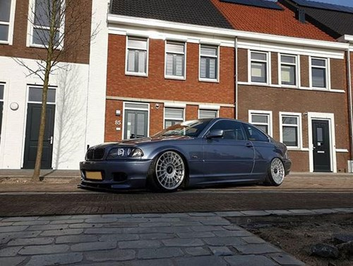 Schmiedmann Customer Picture E46maurice
