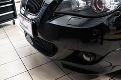 Schmiedmann BMW E60 LCI 525D Frontspoiler Lip
