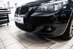Schmiedmann BMW E60 LCI 525D Frontspoiler Lip 2