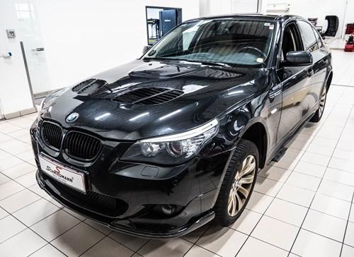 Schmiedmann BMW E60 LCI 525D Frontspoiler Lip 4