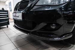 Schmiedmann BMW E60 LCI 525D Frontspoiler Lip 5