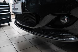 Schmiedmann BMW E60 LCI 525D Frontspoiler Lip 6