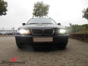 Bmw E46 330D Touring M Tech Frontspoiler 07