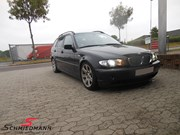 Bmw E46 330D Touring M Tech Frontspoiler 08