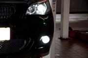 Bmw E60 530D Xenon Foglights 04
