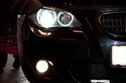 Bmw E60 530D Xenon Foglights 05