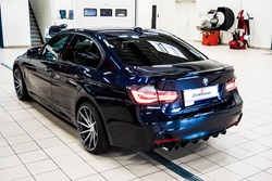 Schmiedmann BMW F30 320D Spoiler Kit Plus Front Spoiler Lip 1011439
