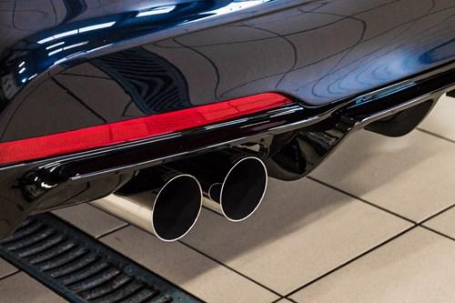 Schmiedmann BMW F30 320D Spoiler Kit Plus Front Spoiler Lip 1011449