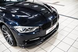 Schmiedmann BMW F30 320D Spoiler Kit Plus Frontspoiler Lip 1011319