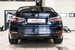 Schmiedmann BMW F30 320D Spoiler Kit Plus Frontspoiler Lip 1011336
