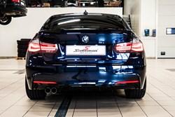 Schmiedmann BMW F30 320D Spoiler Kit Plus Front Spoiler Lip 4