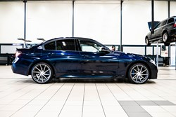Schmiedmann BMW F30 320D Spoiler Kit Plus Front Spoiler Lip 5