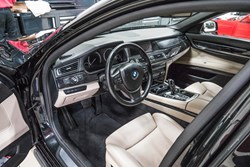 Schmiedmann BMW F01 760I Pedals 1011298