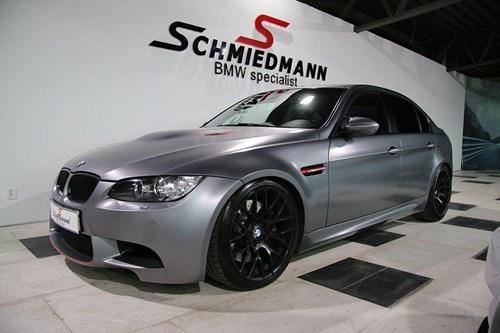 Schmiedmann Sweden BMW M3 E90 Competition 11