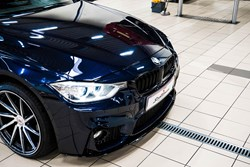 Schmiedmann BMW F30 320D Spoiler Kit Plus Front Spoiler Lip 1011433