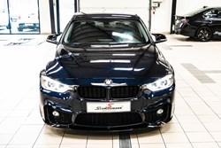 Schmiedmann BMW F30 320D Spoiler Kit Plus Front Spoiler Lip 2
