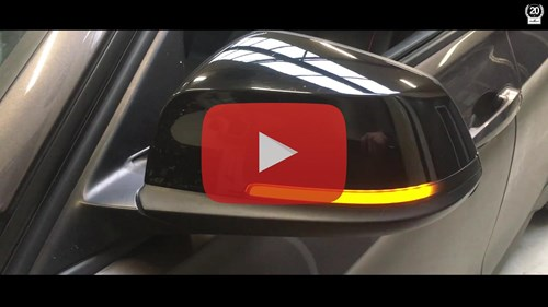 Schmiedmann Nordborg BMW F30 328I Dynamic Sideindicators Video Thumbnail Playbutton