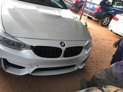 Francis Okyere Ghana BMW M4 F83 Rebuild 7