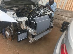 Francis Okyere Ghana BMW M4 F83 Rebuild 2