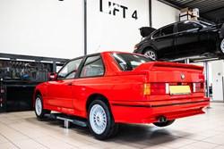 Schmiedmann BMW M3 E30 EVO2 3