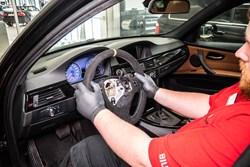 Schmiedmann BMW E91 335XI Alpina Sports Steering Wheel 4