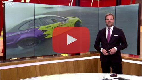 TV2 Fyn Nordic ERA Drifting Video Thumbnail Playbutton