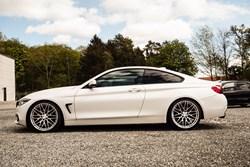 Schmiedmann BMW F32 420I Breyton Wheels 3