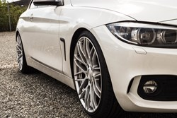 Schmiedmann BMW F32 420I Breyton Wheels 1033050