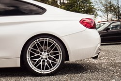 Schmiedmann BMW F32 420I Breyton Wheels 1033058