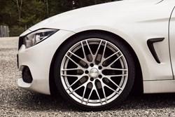 Schmiedmann BMW F32 420I Breyton Wheels 1033061