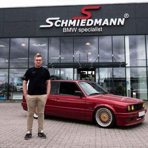 Schmiedmann BMW E30 Benjamin