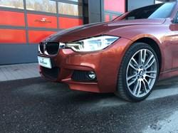 Schmiedmann Finland BMW F31 320IX Frontspoiler Lip And Kidney 3