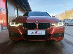 Schmiedmann Finland BMW F31 320IX Frontspoiler Lip And Kidney 6