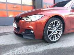 Schmiedmann Finland BMW F31 320IX Frontspoiler Lip And Kidney 1