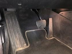 Schmiedmann BMW F10 LCI 520DX Hamann Alloy Pedals And Footrest 2