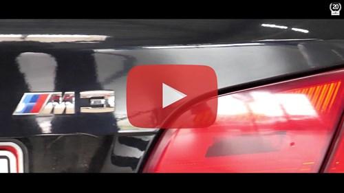 Schmiedmann BMW M3 E93 Rod Bearings Video Thumbnail Playbutton