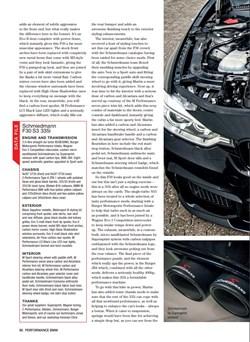 Schmiedmann BMW F30 S3 335I Under The Radar Page 5