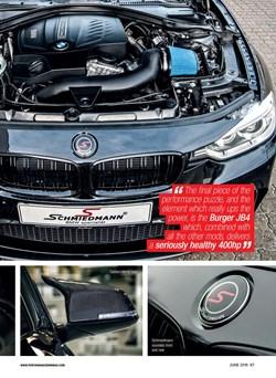 Schmiedmann BMW F30 S3 335I Under The Radar Page 6