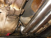 Bmw E46 323Ci Schmiedmann Exhaust Manifold 03