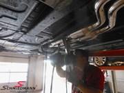 Bmw E46 323Ci Schmiedmann Exhaust Manifold 06