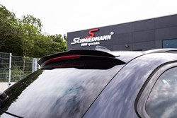Schmiedmann Chris F11 520D Front Spoiler Plus Rear Window Spoiler 7
