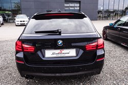 Schmiedmann Chris F11 520D Front Spoiler Plus Rear Window Spoiler 8