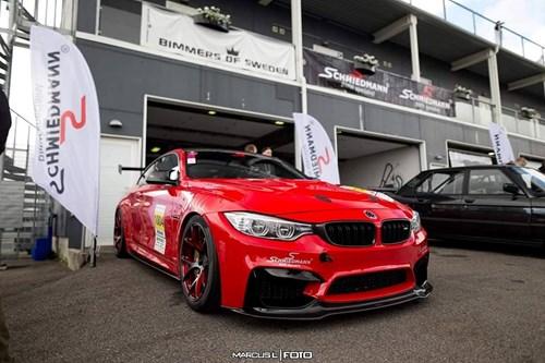 Schmiedmann Sweden BMW M4 F82 2