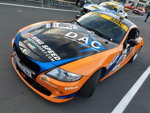 Schmiedmann BMW Z4 Coupe Racing 2