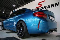 Schmiedmann Sweden BMW M2 F87 For Sale 3