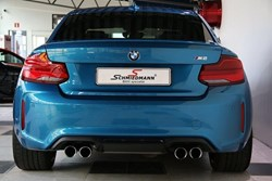 Schmiedmann Sweden BMW M2 F87 For Sale 5