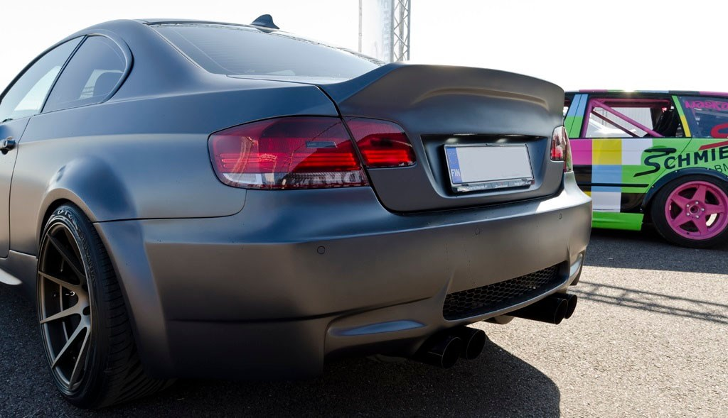 Schmiedmann Bmw E92 335i Prior Design Widebody Kit And Schmiedmann Sports Exhausts