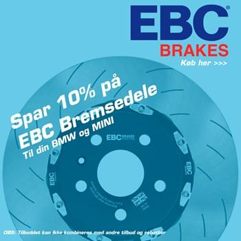 EBC Bremsedele DA