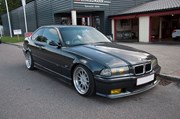 Bmw E36 M3 Rearlights Brakes 01